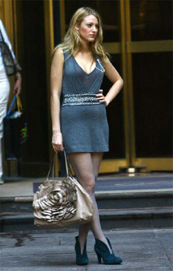 Gossip Girl Blake Lively on Gossip Girl Blake Lively Loves Big Buddha